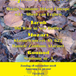 Najaarsconcert 2018 Haags symfonie orkest euterpe